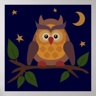 Owlie Poster