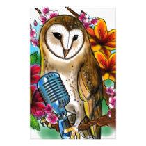 Owlie Stationery