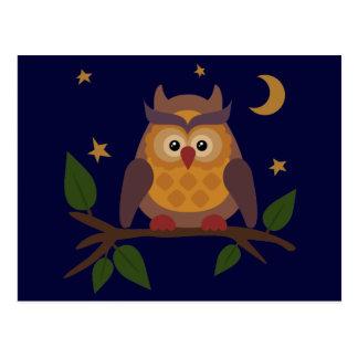 Owlie Postal