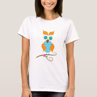 owlie the owl with some tude T-Shirt