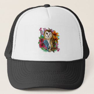 Owlie Trucker Hat