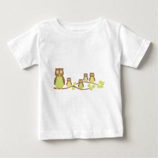 Owlies Baby T-Shirt