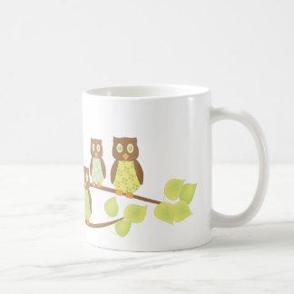 Owlies Coffee Mug