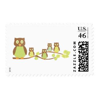 Owlies Postage