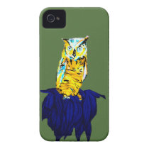 Owlight Case-Mate iPhone 4 Case