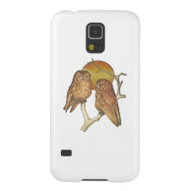Owling Around Galaxy S5 Cover