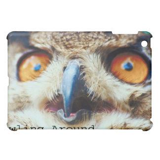 Owling Around iPad Mini Case