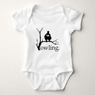 Owling Baby Bodysuit
