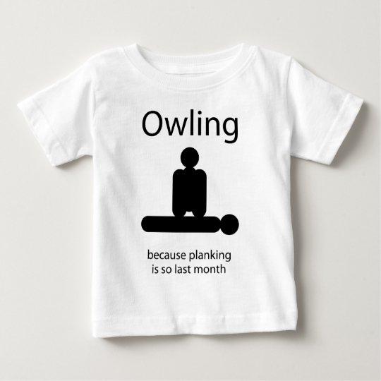 Owling Baby T-Shirt