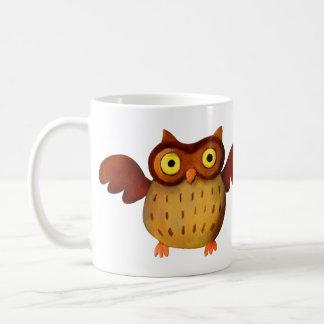 ¡Owling es pitido Tazas