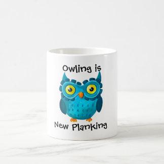 Owling es superior taza de café