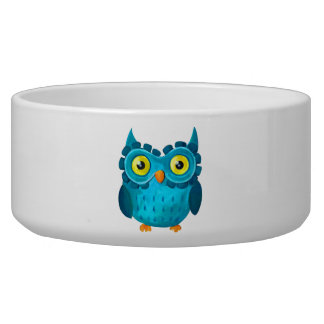 Owling is Top Pet Food Bowls