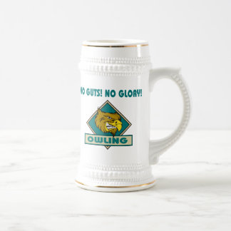 Owling No Guts! No Glory! Gift Mug