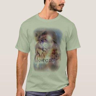 Owling Pro T-Shirt shirt