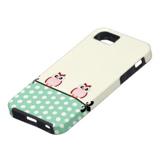 Owlish Case For iPhone 5/5S