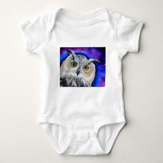 owlnight baby bodysuit