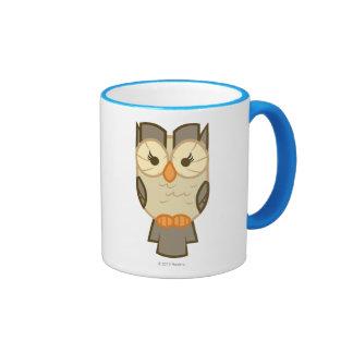 Owlowiscious Twilight Sparkle's Sidekick Ringer Mug