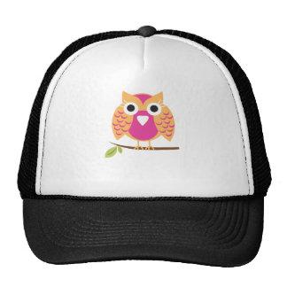 owlPINK Trucker Hat