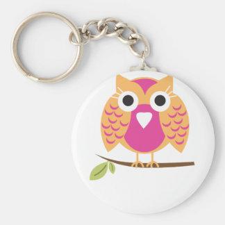 owlPINK Keychains