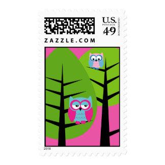 owls 03 Postage