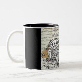 Owls 22 Mug mug