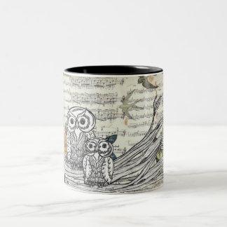 Owls 22 Mug