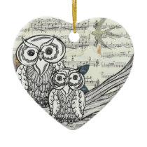 Owls 22 ornament