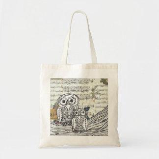 Owls 22 Shopping Bag