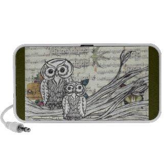Owls 22 doodle