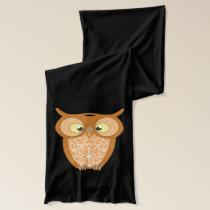 owls 2 scarf