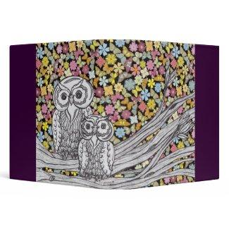 Owls 31 binder