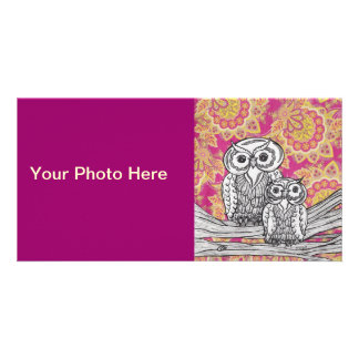 Owls 36 Photo Cards