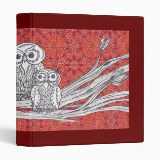 Owls 41 Binder