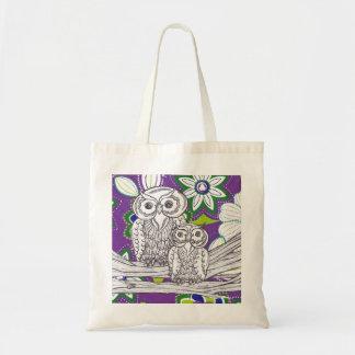 Owls 42 Grocery Bag