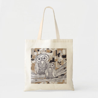 Owls 44 tote bag