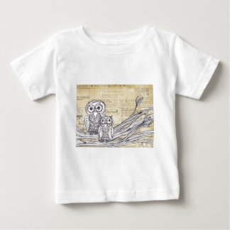 Owls 45 baby T-Shirt