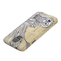 Owls 45 galaxy s5 cover