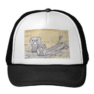 Owls 45 trucker hat