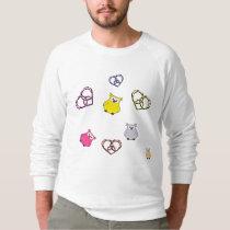 Owls and Hearts Sweatshirt
