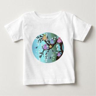Owls and Hummingbirds T-shirt