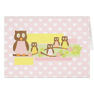 Owls and Owls II Cards