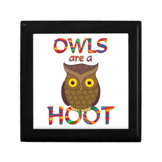 Owls are a Hoot Gift Box
