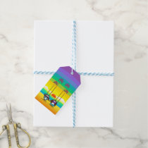 owls are back to vacations! gift tags