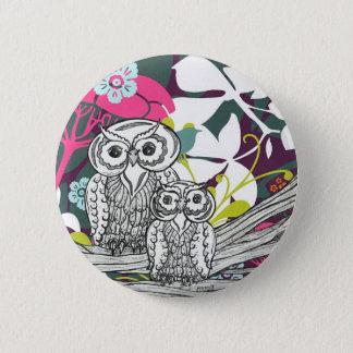 Owls Button