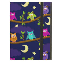 owls by night case for iPad air