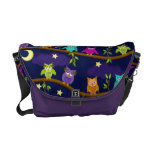 owls by night courier bag
