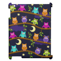owls by night iPad covers