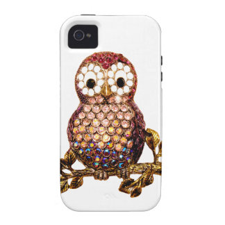 Owls iPhone 4 Case