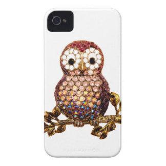 Owls iPhone 4 Case-Mate Case