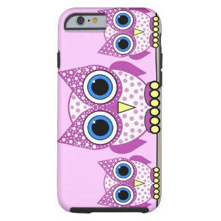 owls iPhone 6 case